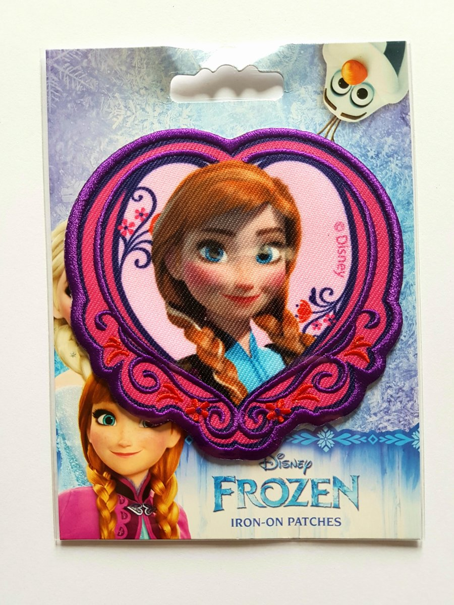 Disney Frozen Patch Anna kopen