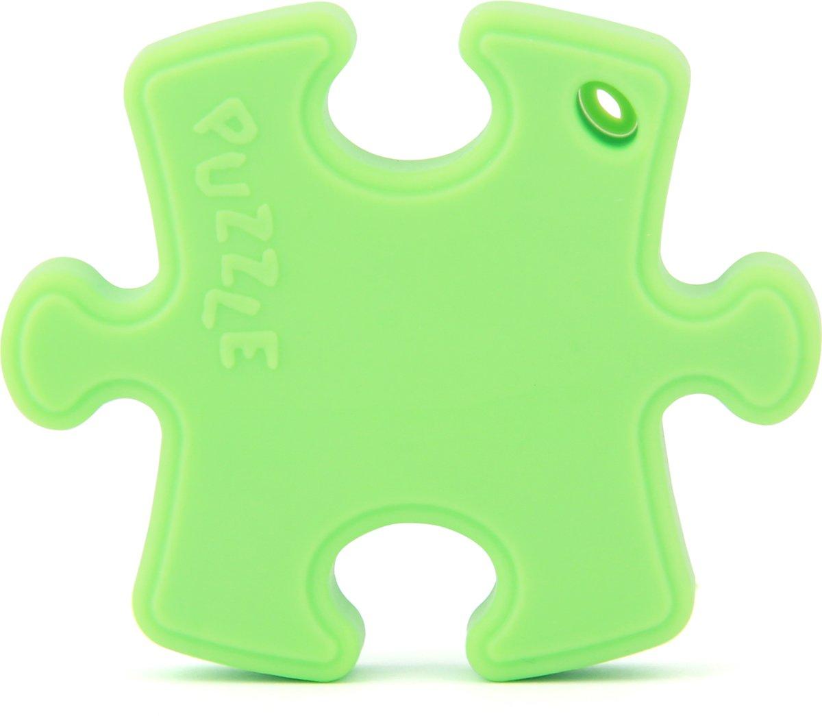 Bijtketting puzzel groen kopen