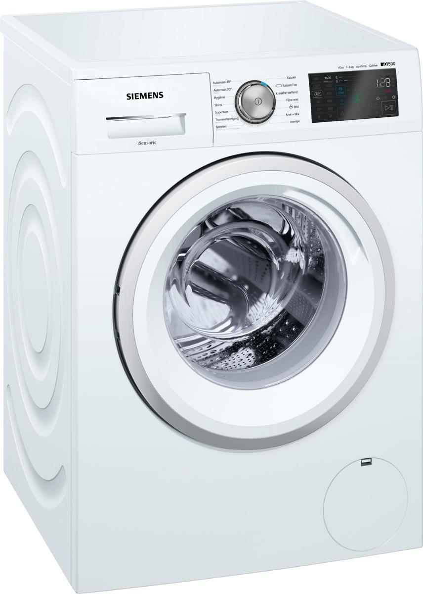 Siemens WM14T6H6NL - iQ500 - HomeConnect - WiFi - Wasmachine kopen