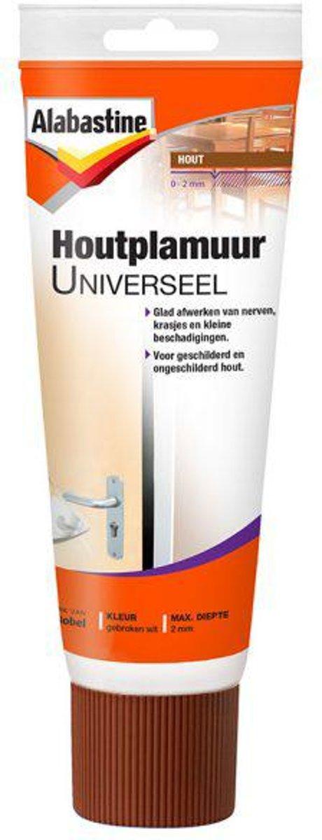 Alabastine Houtplamuur Universeel 400Gr