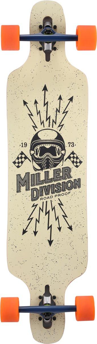 """Miller – LONGBOARD – Freestyle Series – ROAD PROOF – 39,5"""" x 9,3"""" kopen"""