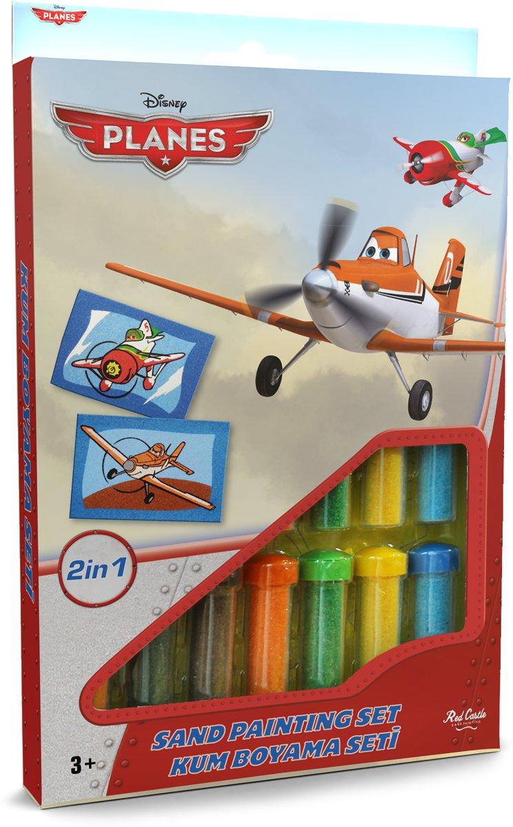 Disney Planes - Dusty & El Chupacabra ? 2in1 Sand Painting Art Set kopen