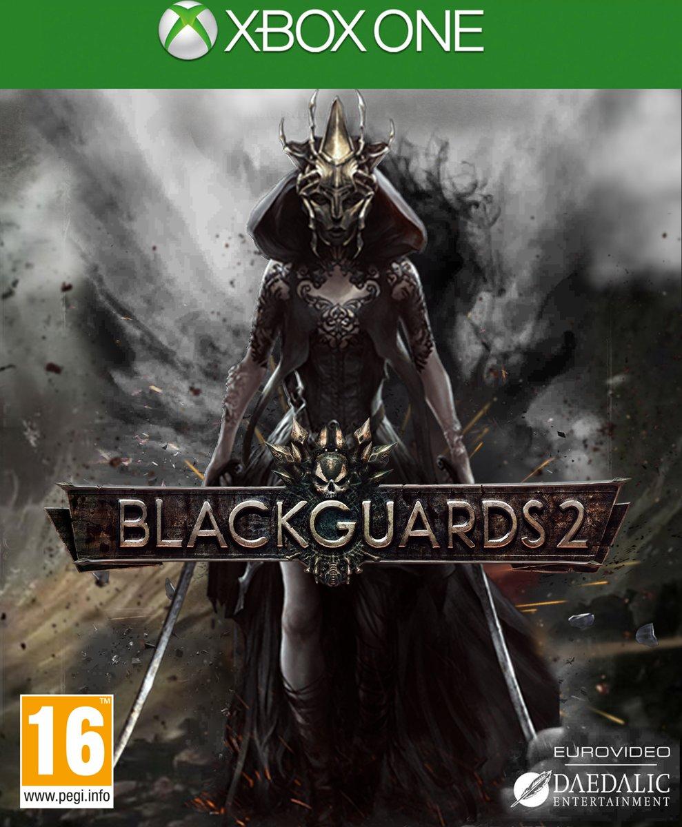 Blackguards Definitive Edition Xbox One