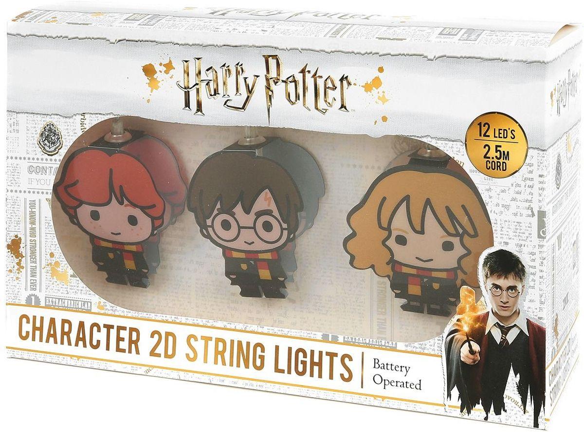 Harry Potter Chibi String Lights Lichtslinger