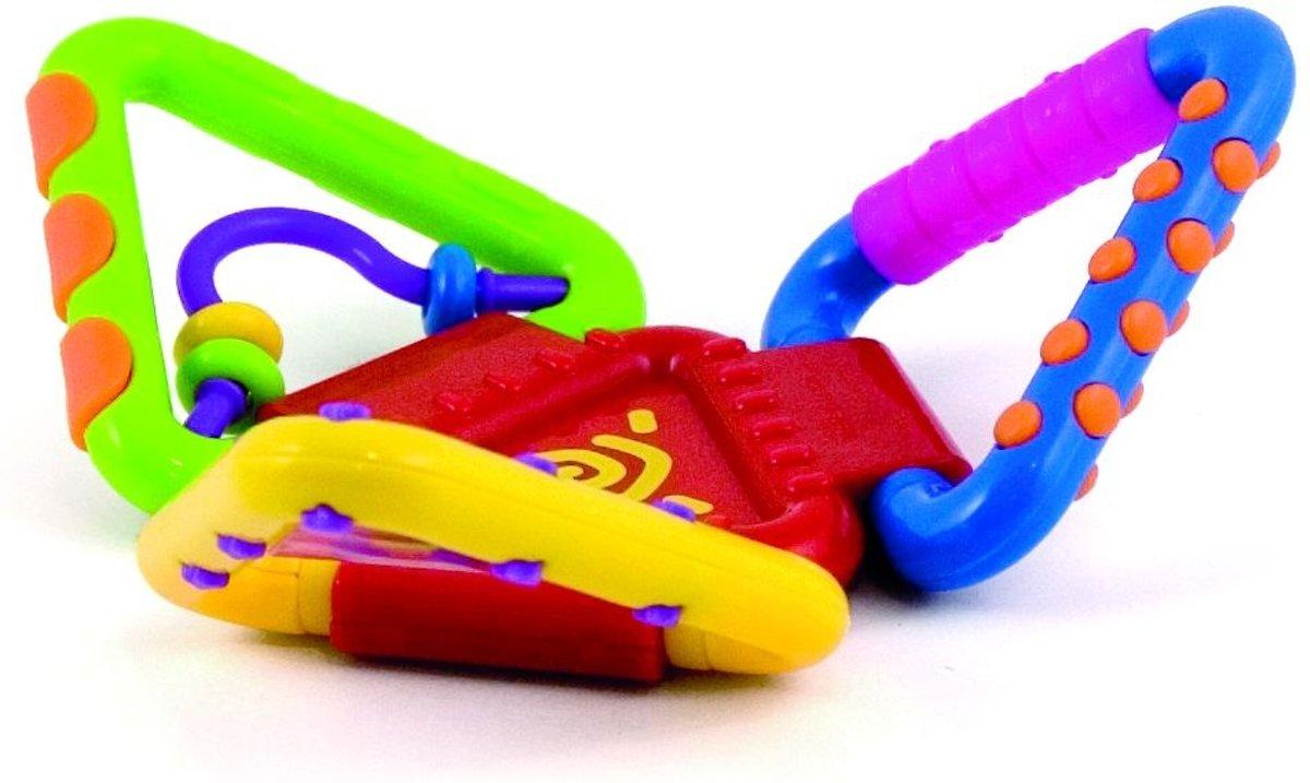 Miniland - Vouw-/Grijp speeltje - Voor kinderen vanaf 6 maanden