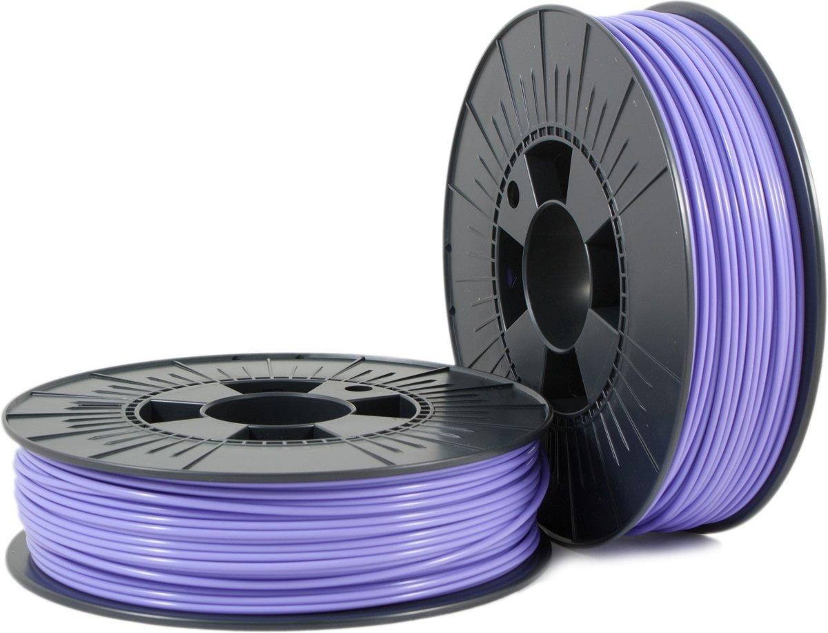 PLA 2,85mm purple ca. RAL 4005 0,75kg - 3D Filament Supplies