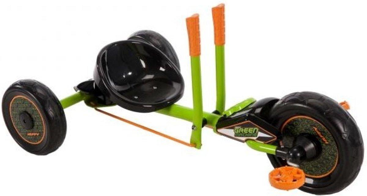 Huffy Green Machine Mini - Driewieler - Jongens en meisjes - Groen - 10 Inch kopen