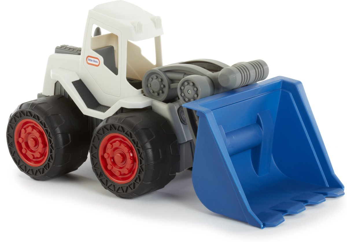 Dirt Diggers? 2-in-1 Front Loader