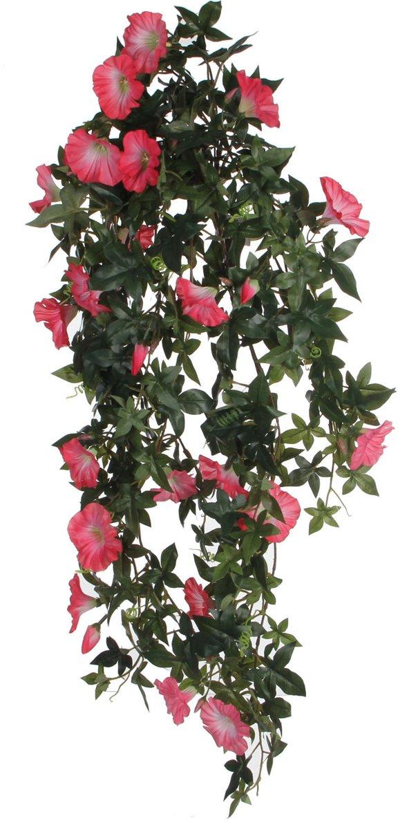 Mica Decorations - Hangpetunia - Fuchsia