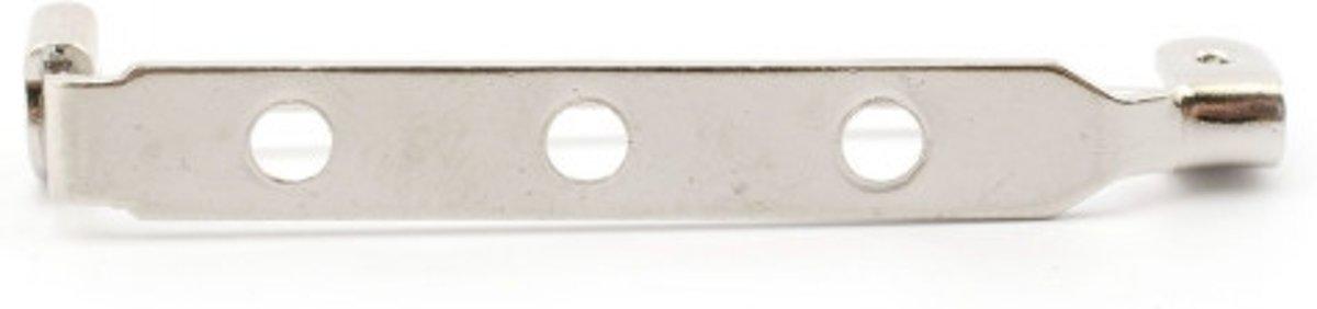 Afbeelding van product Jewelry Big Value • Brochespelden zilver 38 mm