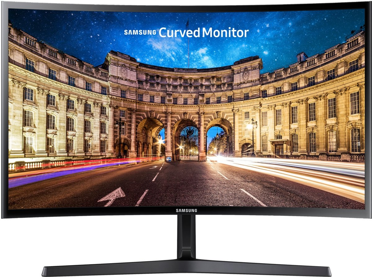 Samsung C27F396FHU - Full HD Monitor