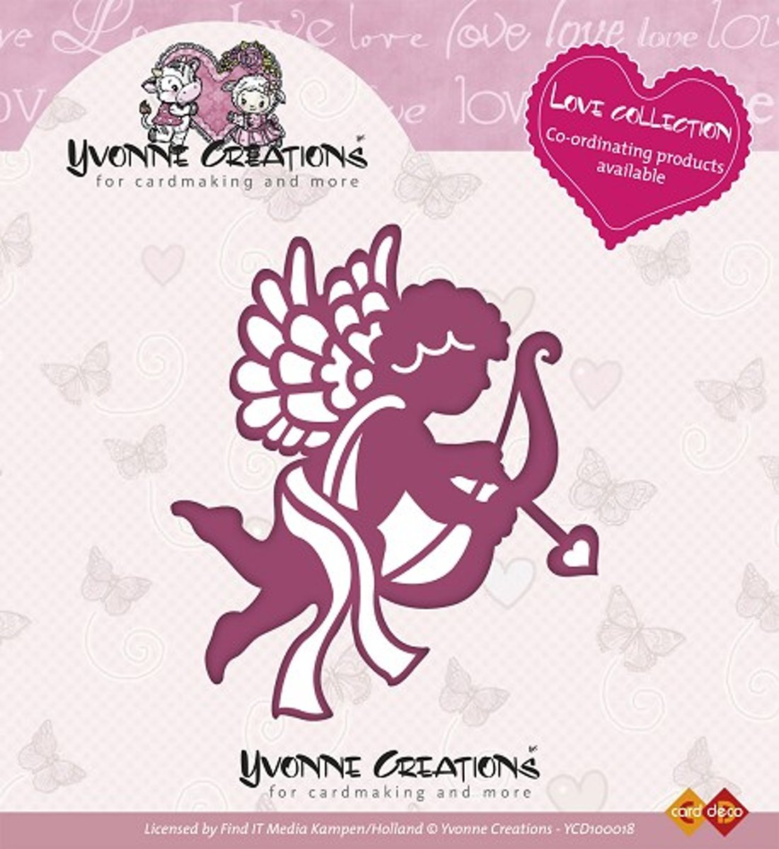 Die - Yvonne Creations - Love Collection - Cupido kopen