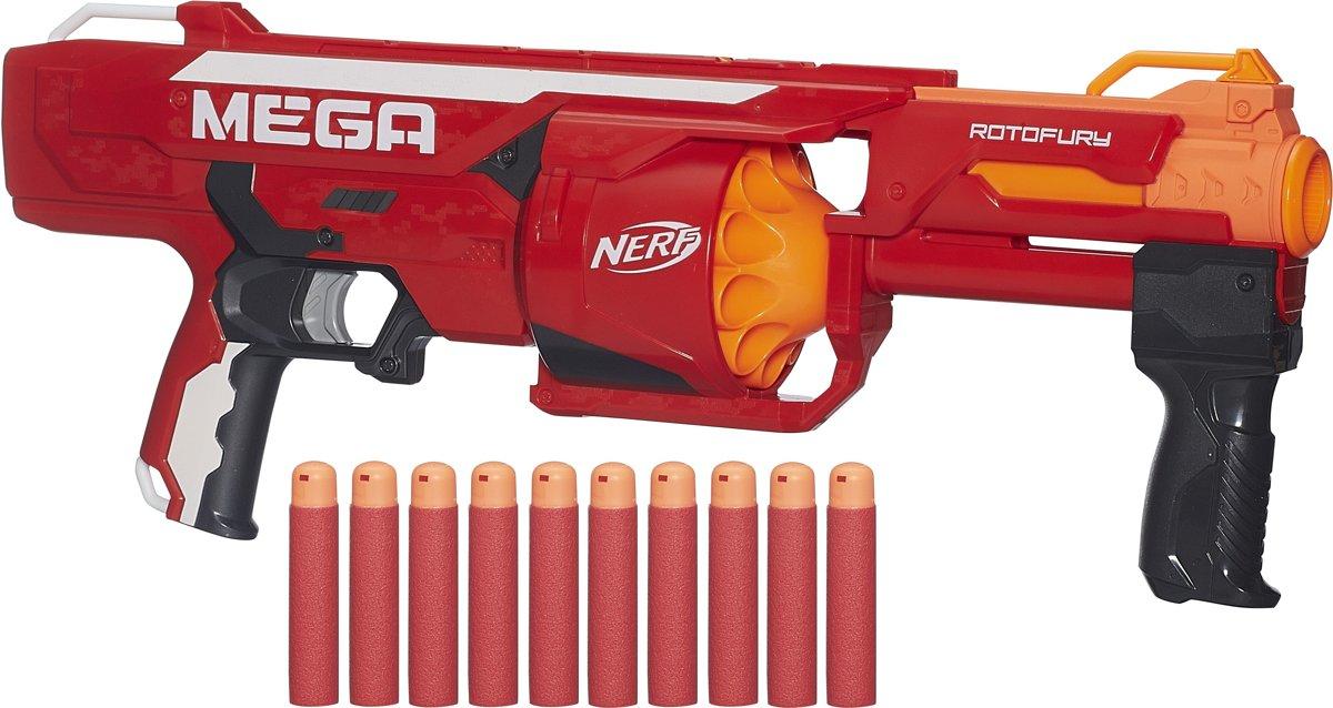 Hasbro Nerf 'n strike Mega Rotofury