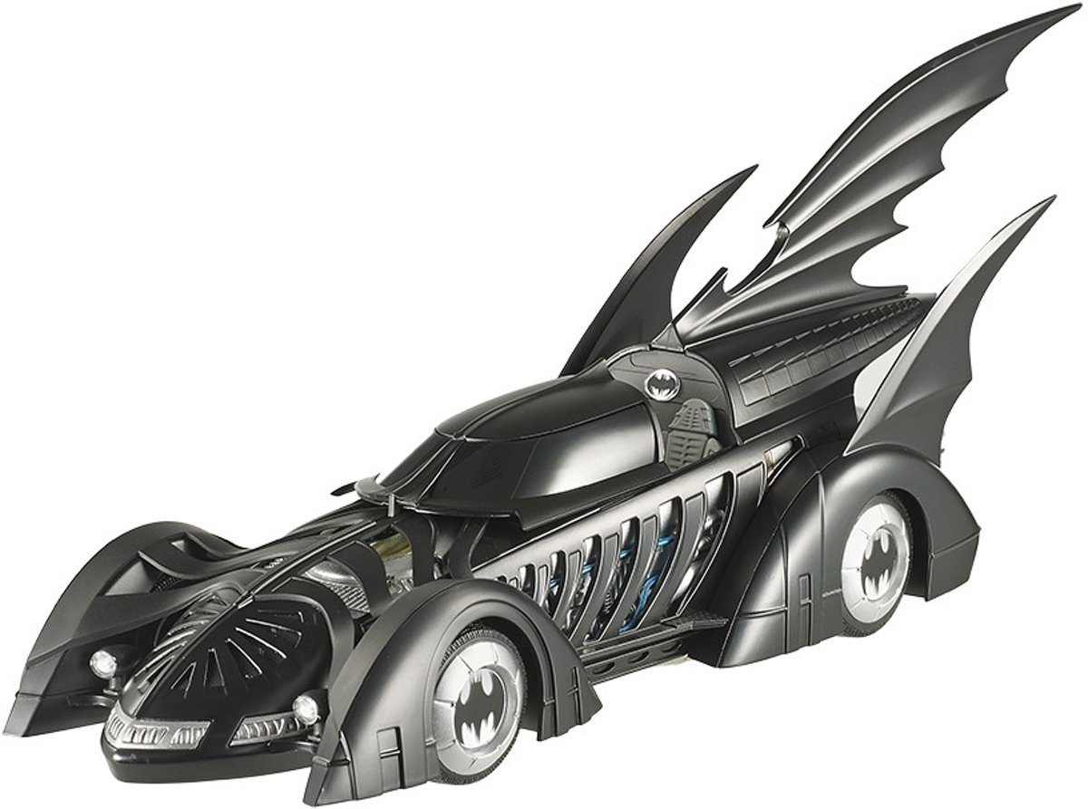 """Hotwheels Elite 1:18 """"Batman Forever"""" Batmobile kopen"""