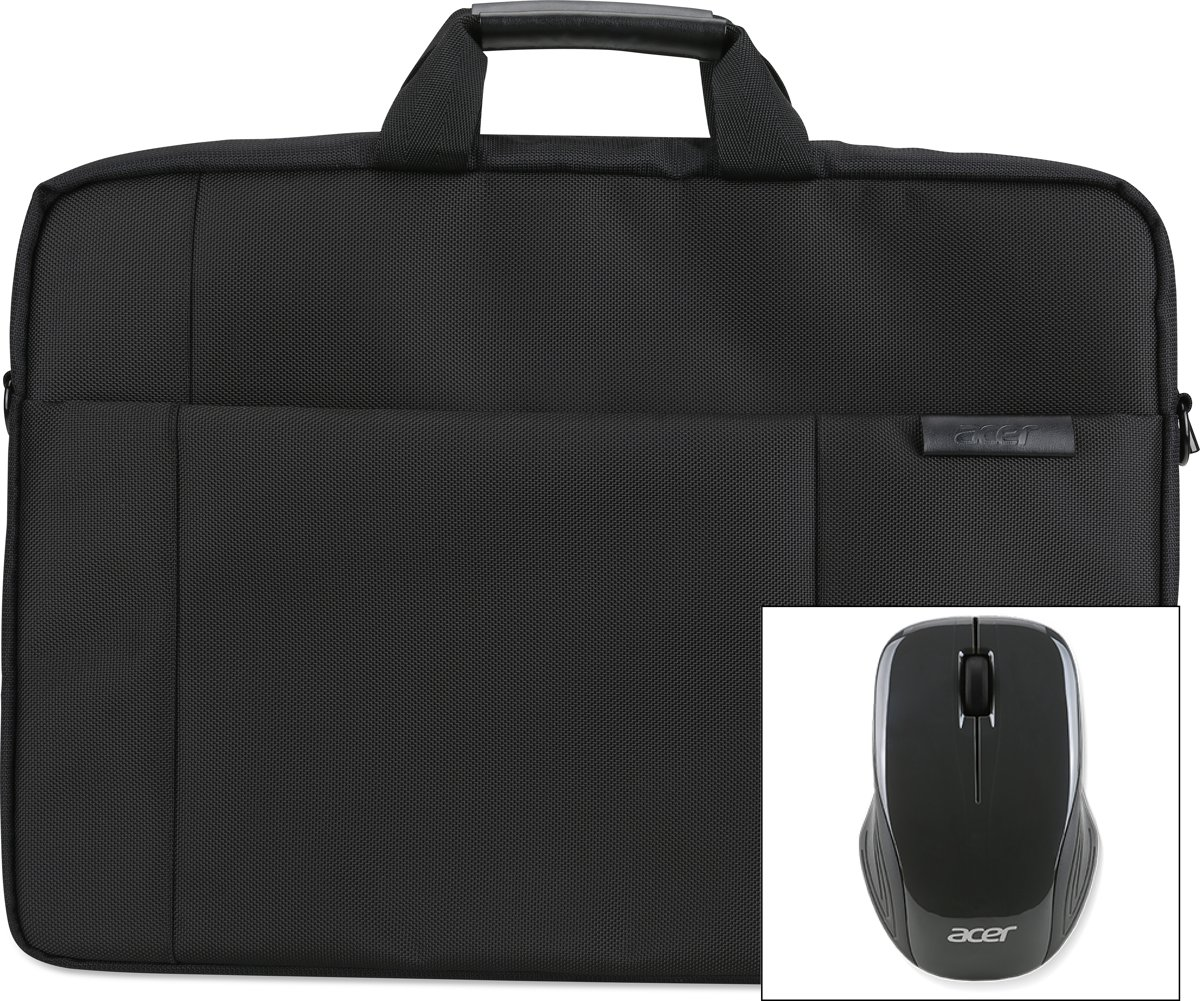 Acer Options Pack 17'' Care Basic A 43,9 cm (17.3'') Rugzak Zwart kopen