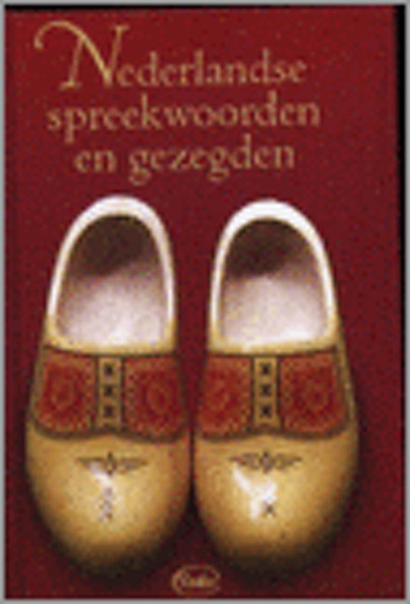 Bolcom Nederlandse Spreekwoorden En Gezegden