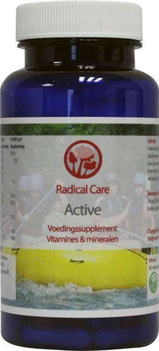 Foto van B.Nagel Radical Care Active Capsules 60 st