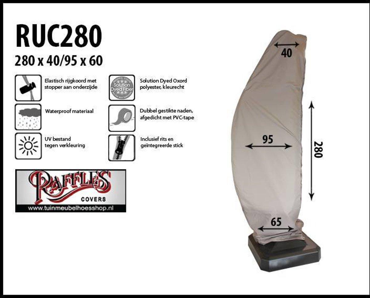 Hoes voor zweefparasol RUC280 H: 280 cm