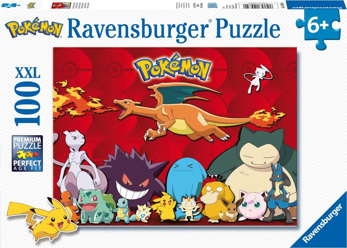 Ravensburger Pokémon. Puzzel van 100 stukjes kopen