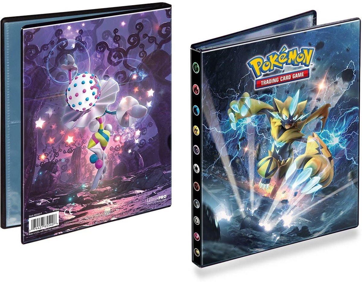 Pokémon Verzamelmap Sun & Moon Lost Thunder 4-pocket kopen