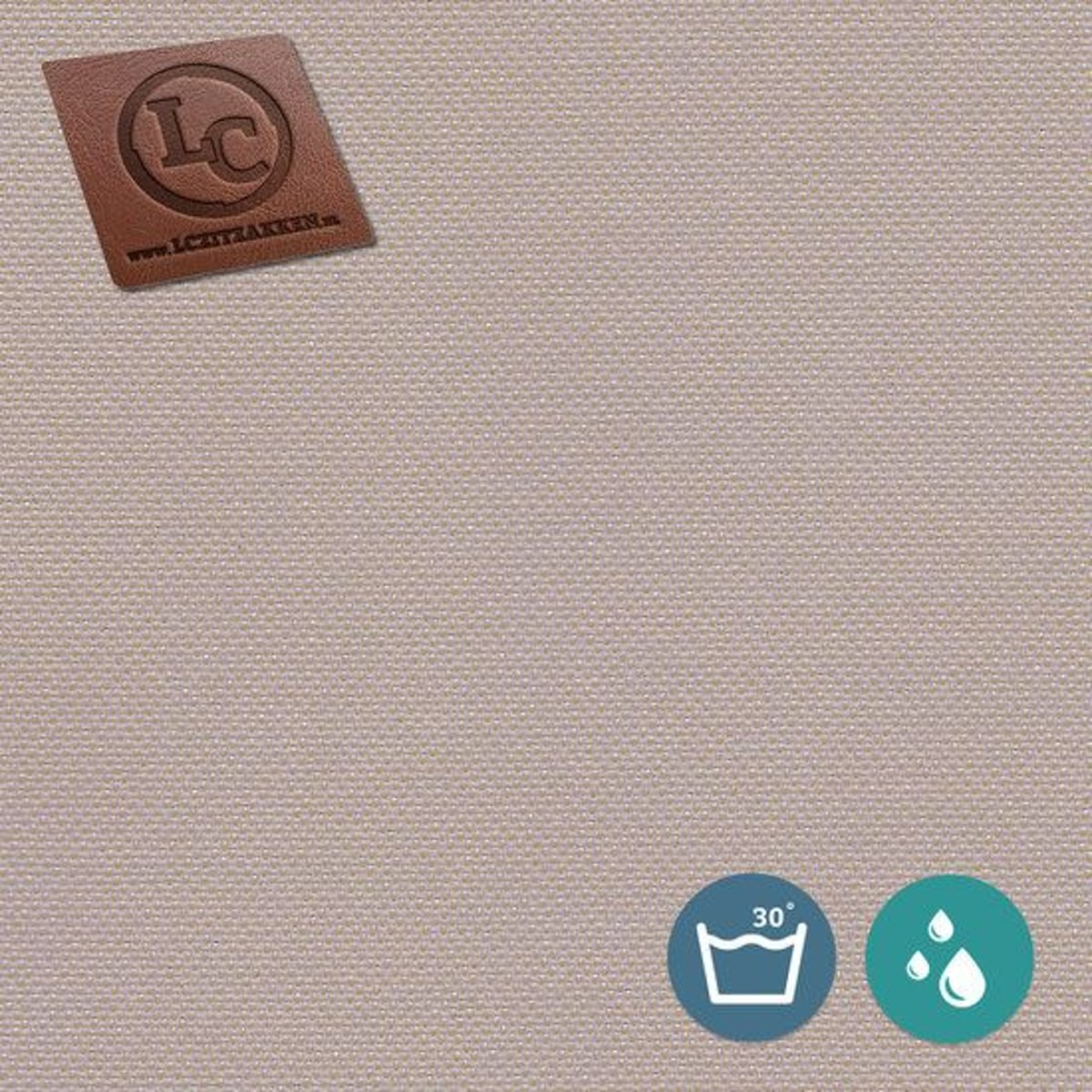 LC Zitzak hoes Nice outdoor beige - Wasbaar - Geschikt voor buiten kopen