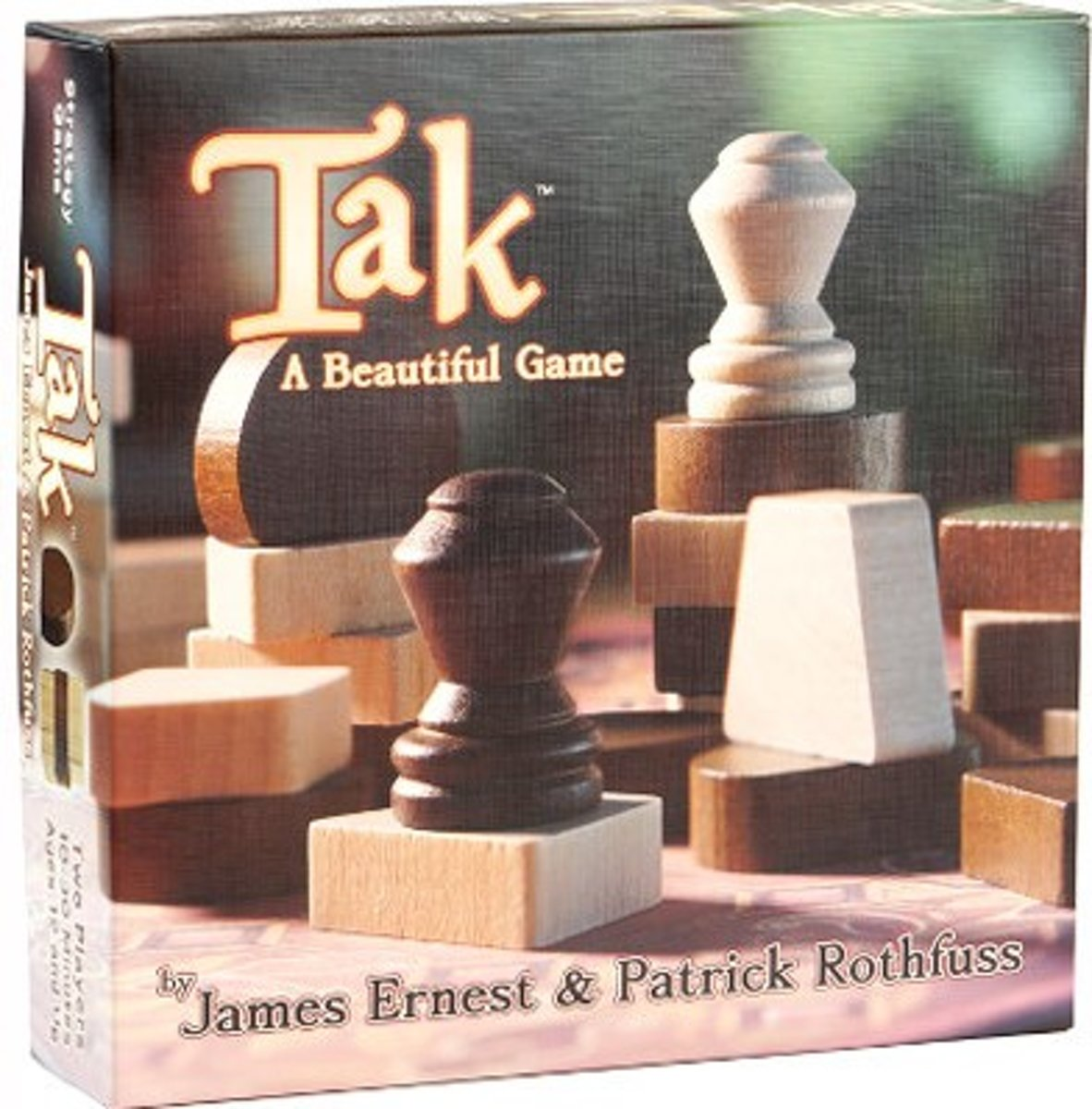 Tak - A Beautiful Game