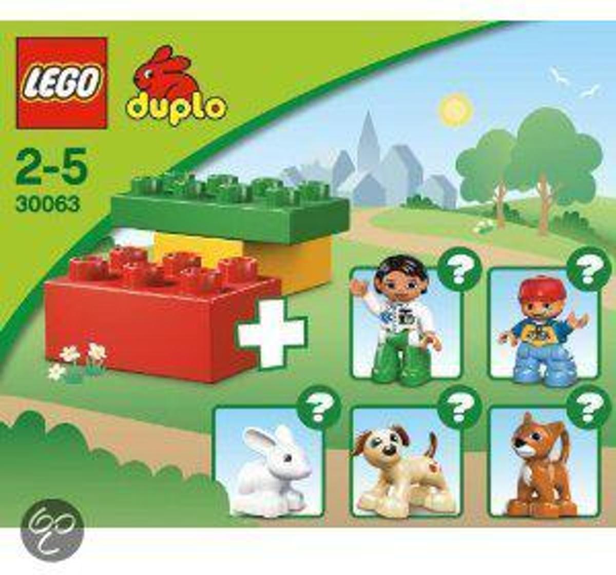 Lego Duplo 30063 (Polybag)