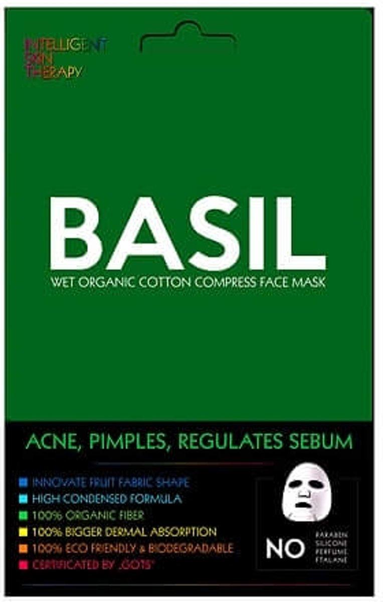 Foto van Intelligent Skin Face Mask Basil