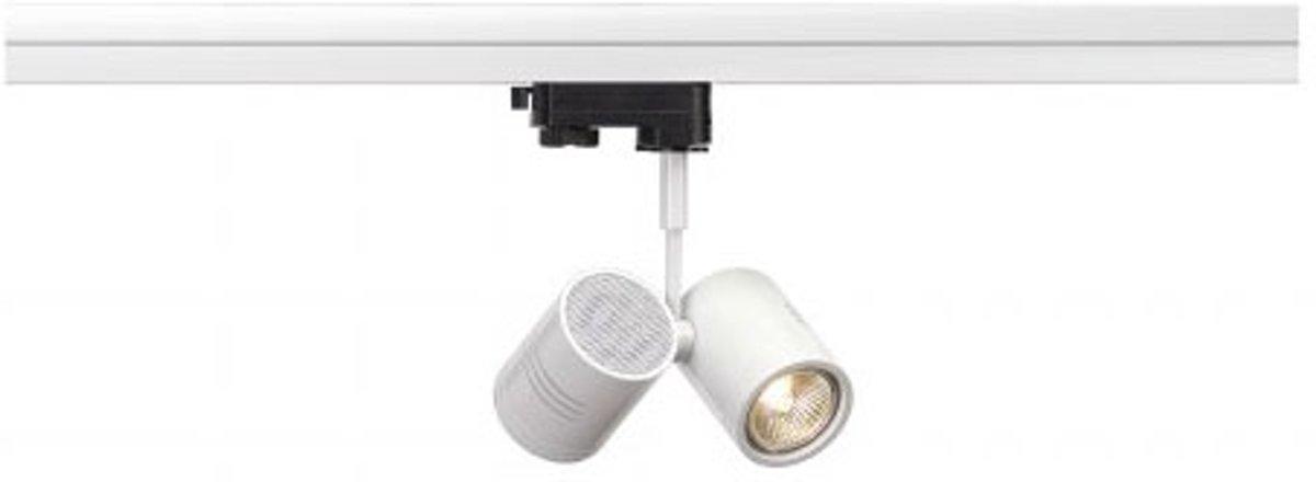 SLV BIMA II Railverlichting 2x100W Wit 152231 kopen