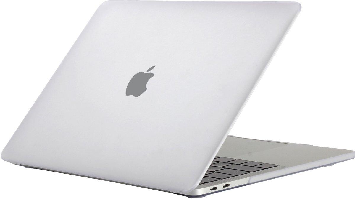GECKO Clip On Beschermhoes MacBook Pro 13 Inch - Wit kopen
