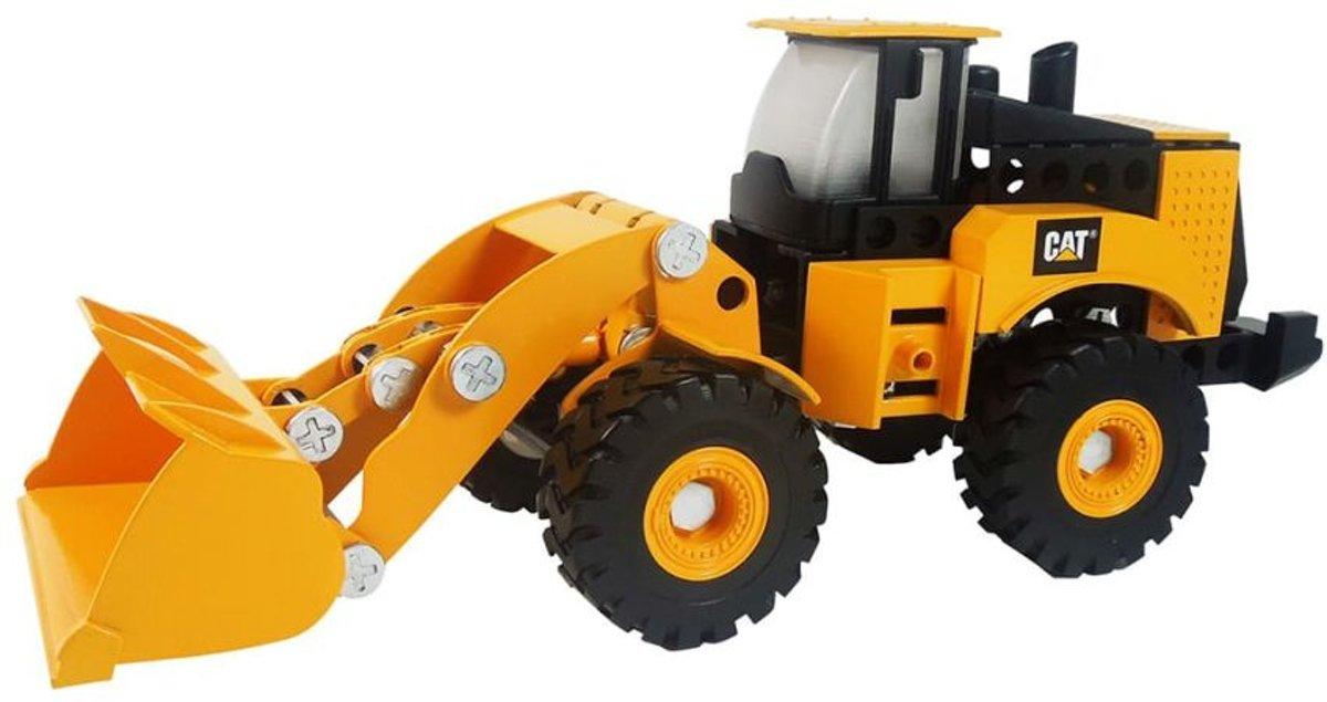 Caterpillar Machine-maker geel 80951