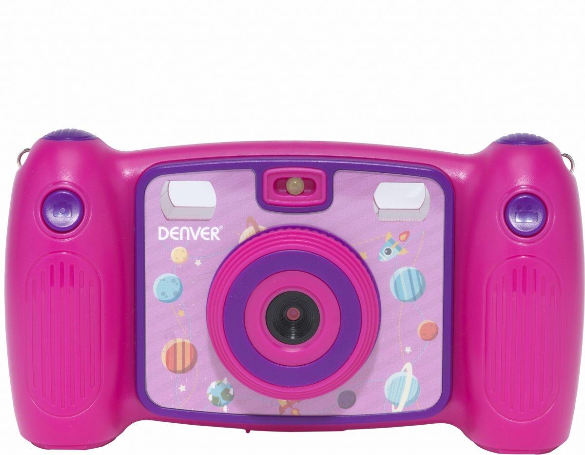 Denver KCA-1310Pink, kinder camera met foto en video effecten Pink