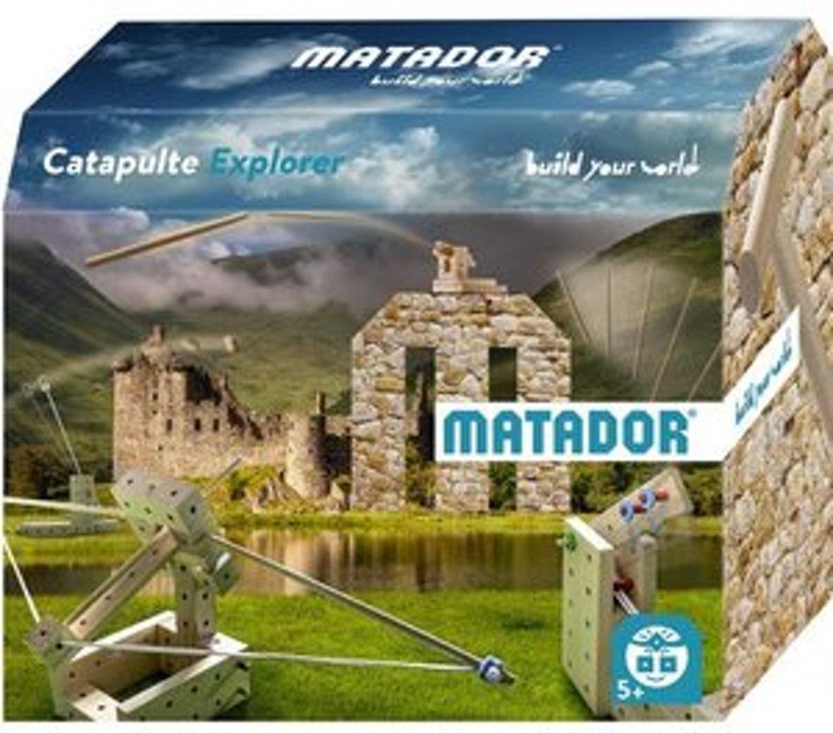 Matador Explorer 5+ Katapulten Bouwdoos
