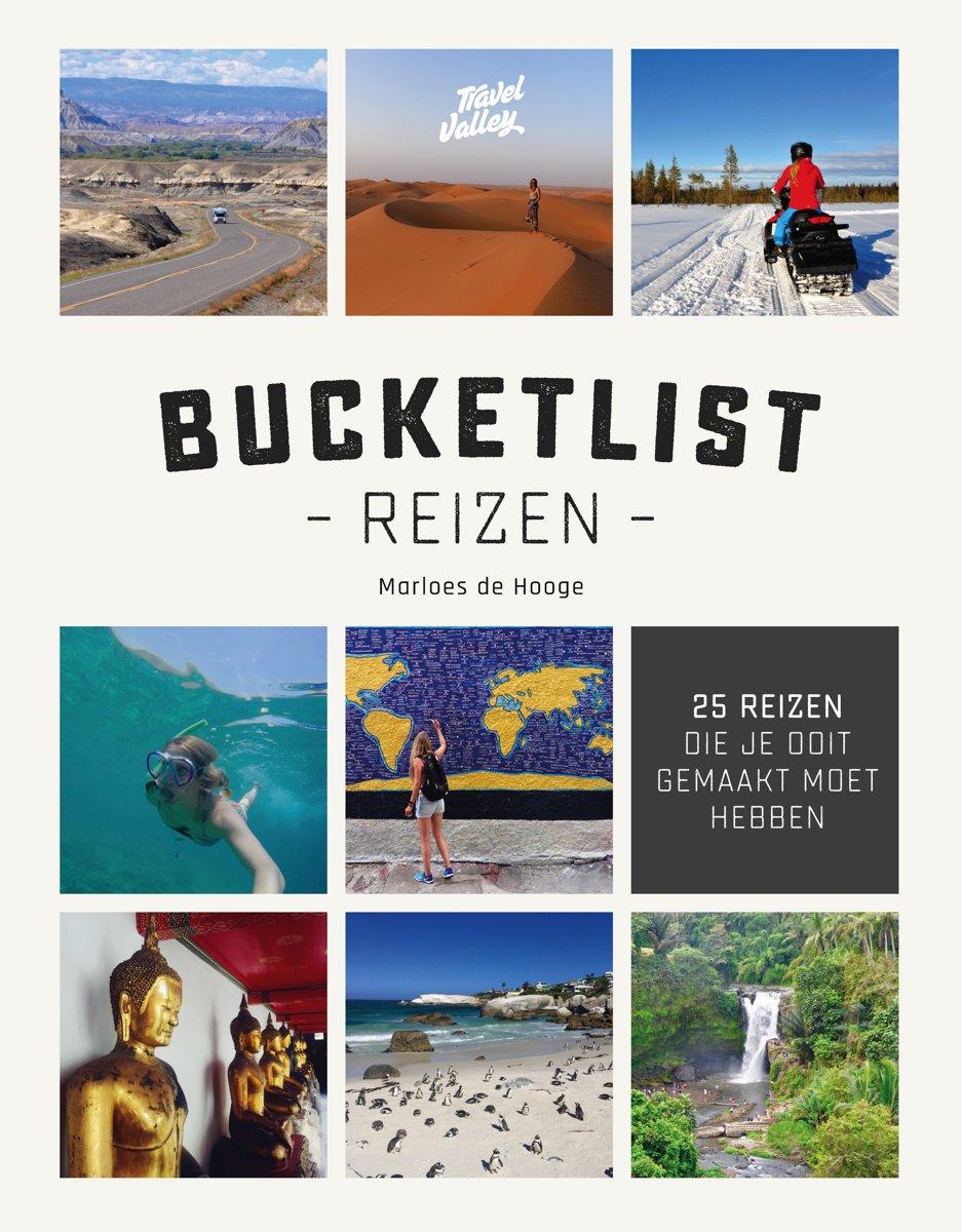 Afbeelding voor Bucketlist reizen