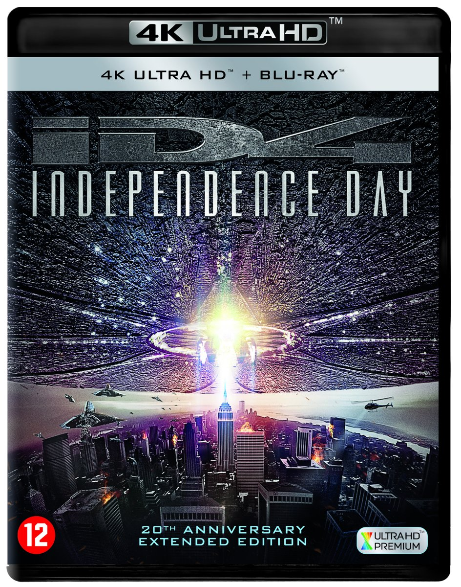 Independence Day (Ultra HD 4K)-