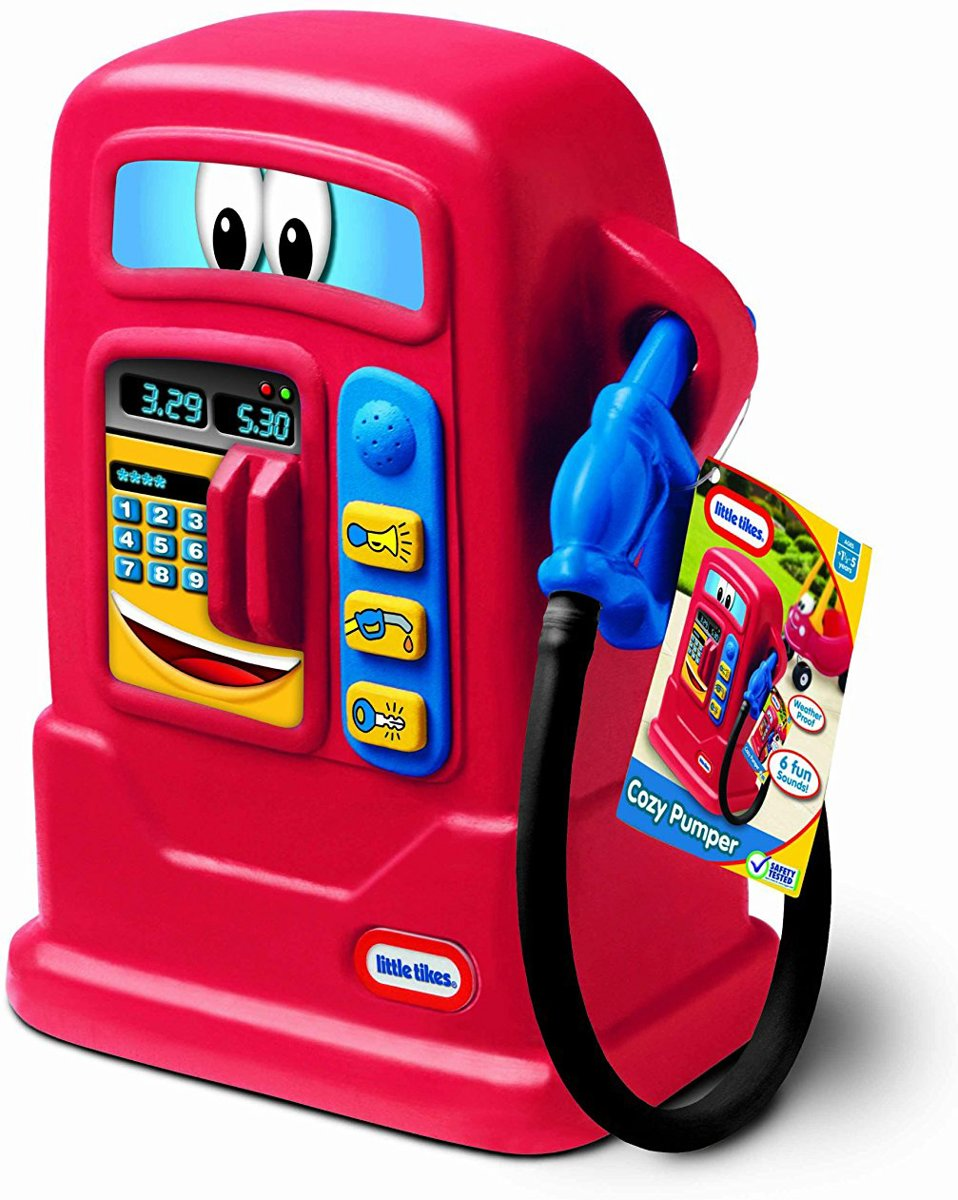 Little Tikes cozy benzinepomp