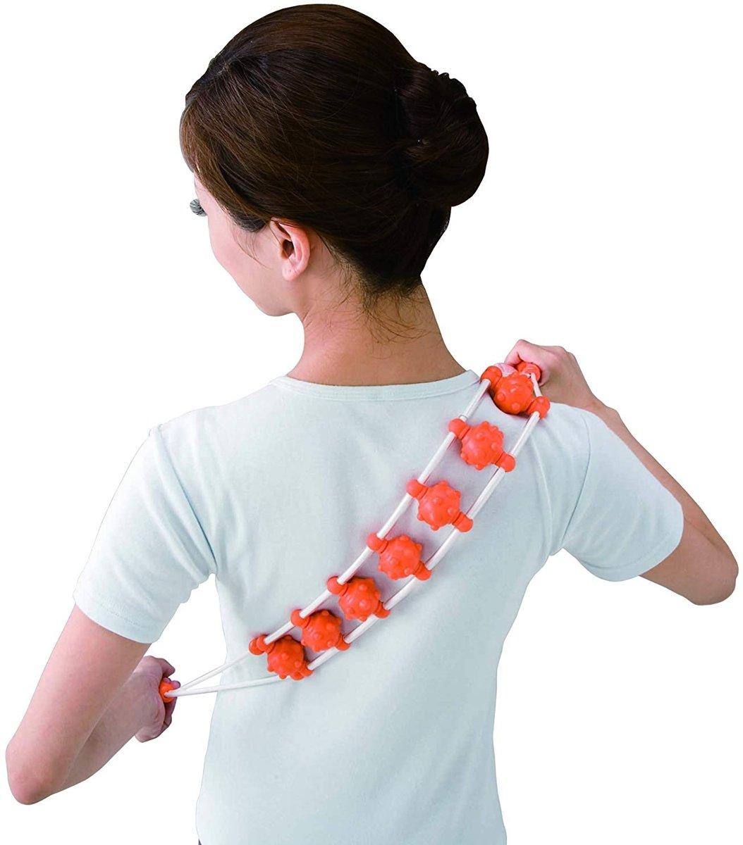 Foto van Lichaamssysteem EZE-massage voor vermoeide pijnlijke spieren
