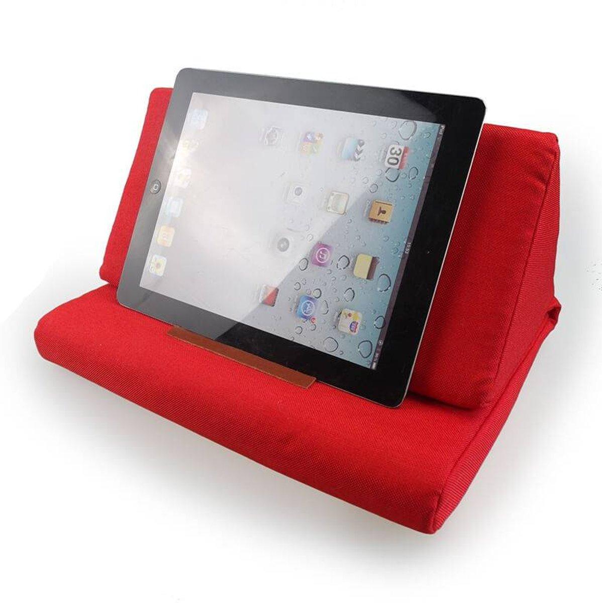 iPad kussen rood kopen