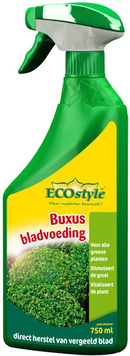 ECOstyle Buxus Bladvoeding - Gebruiksklaar - 750 ml kopen