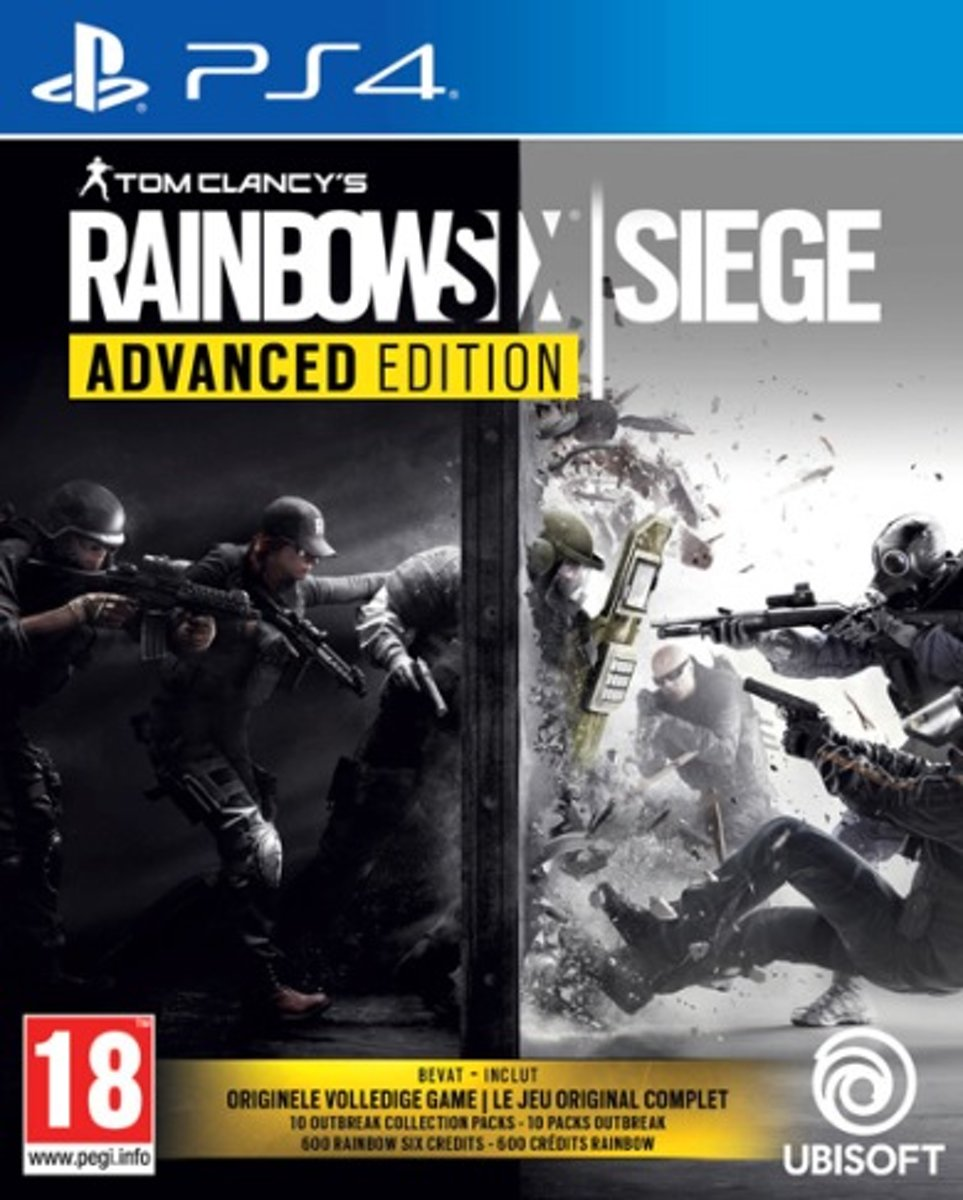 Rainbow Six: Siege - Advanced Edition PlayStation 4