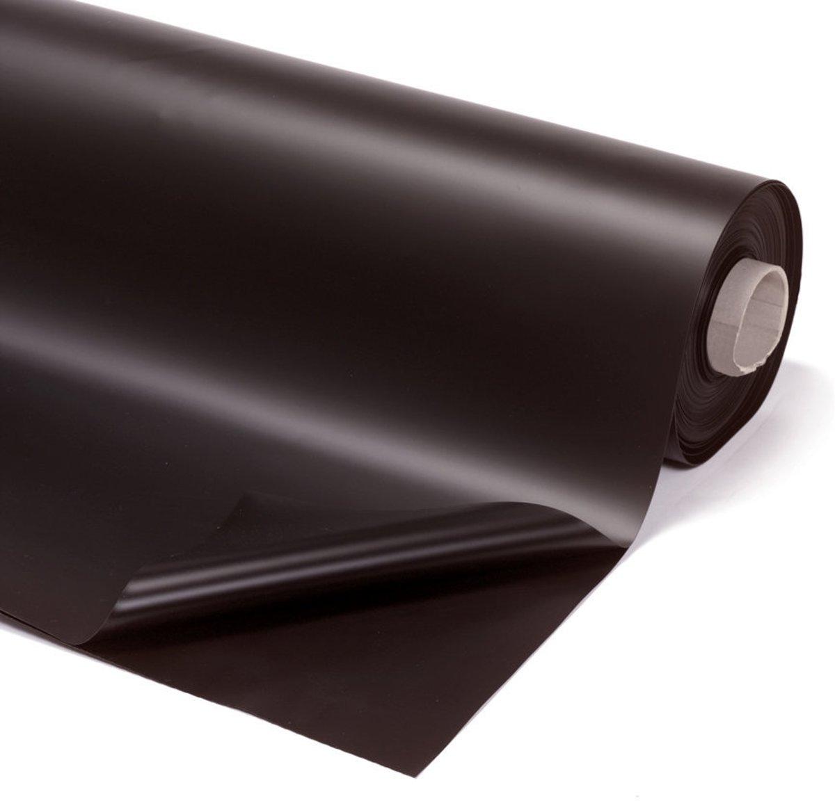 Black Beauty PVC vijverfolie op maat 4x6 meter kopen