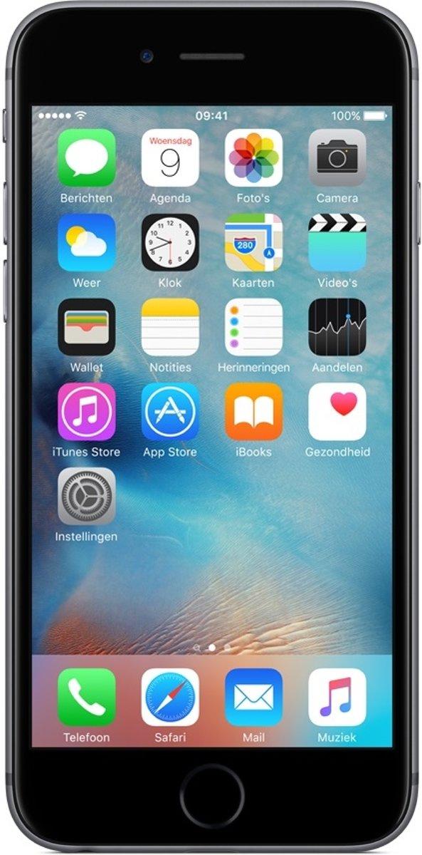 Apple iPhone 6s - 64GB - Space gray kopen