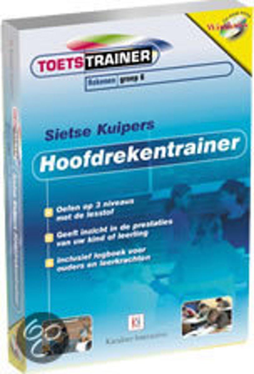 Toetstrainer Rekenen, Hoofdrekentrainer kopen