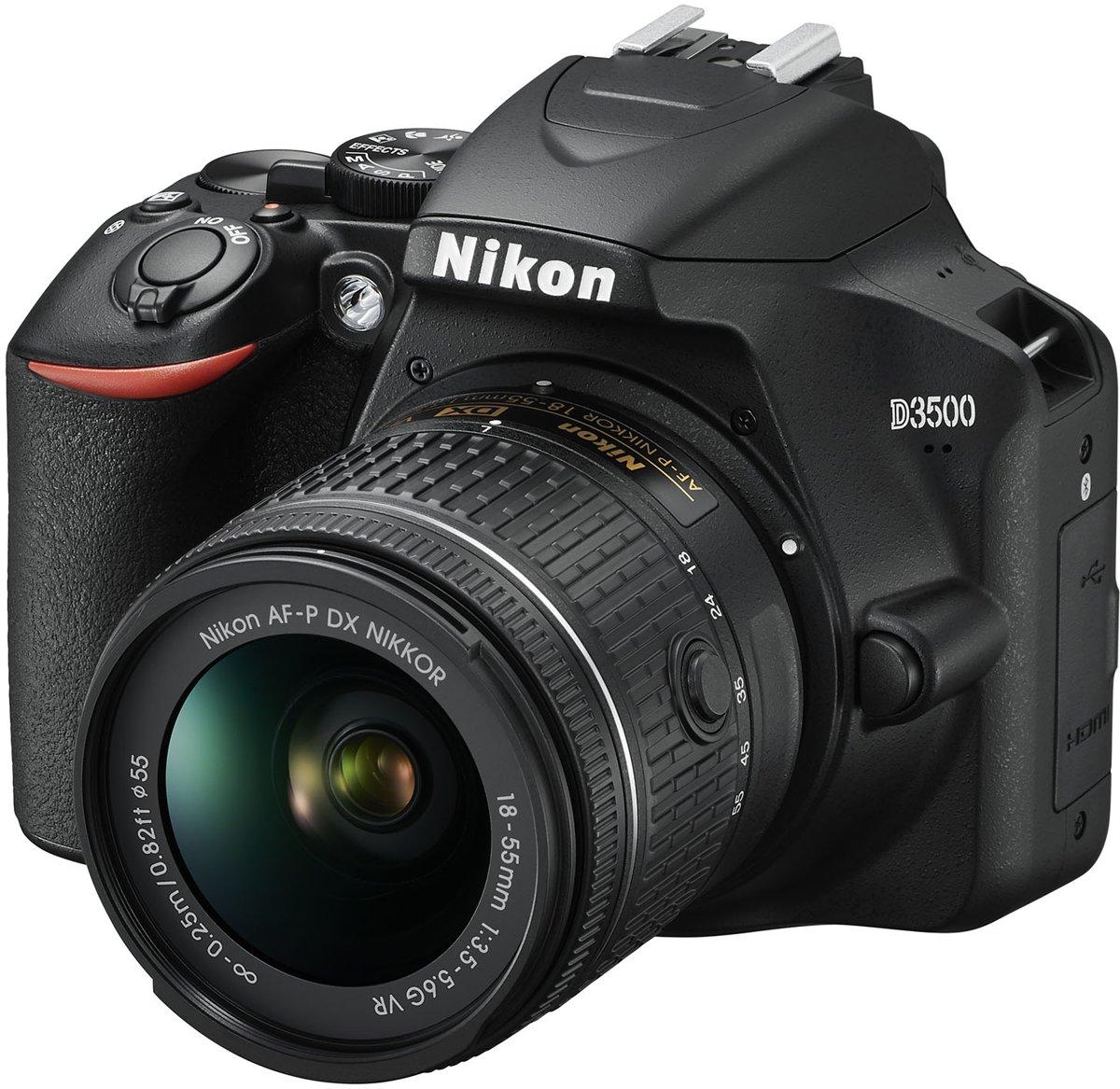 NIKON D3500 AF-P DX 18-55 F/3.5-5.G VR kopen