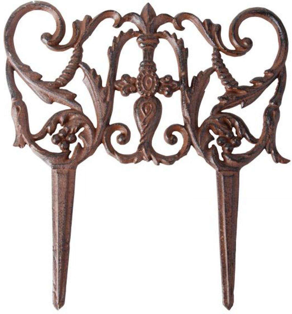 Perkhek Victoriaanse stijl 28,5 x 31 cm - set van 2 stuks kopen