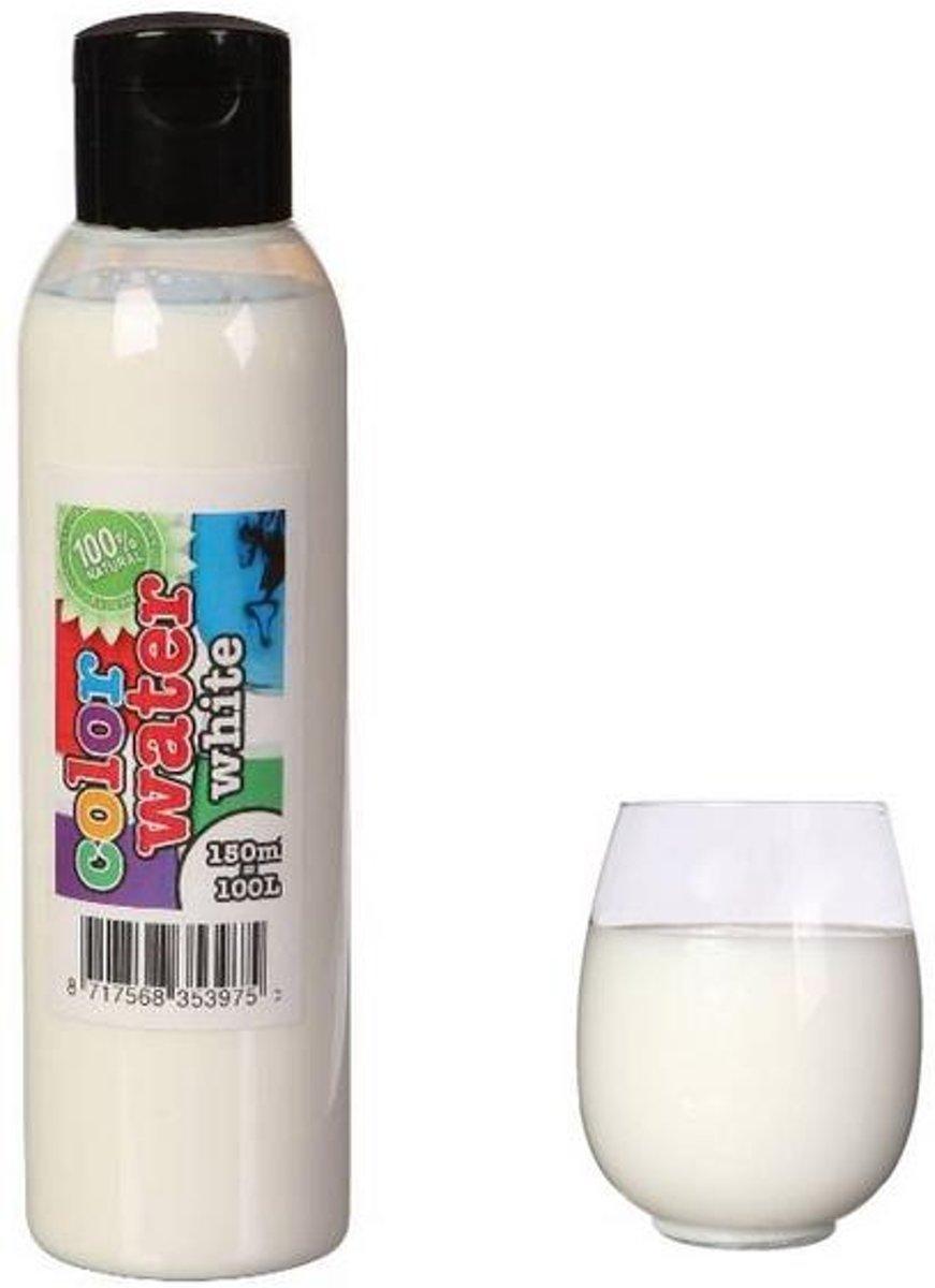 Kleurstof 150 ml - wit - set van 2 stuks kopen