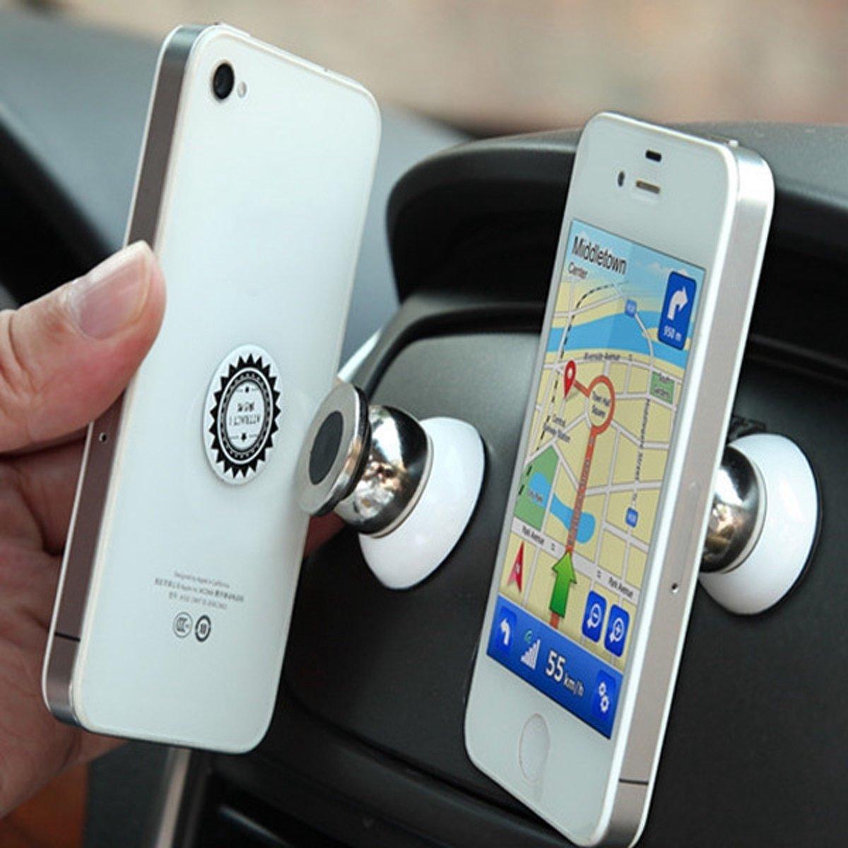 Universele Telefoonhouder Auto Magneet Autohouder Dashboard Samsung Galaxy V G313 Dual Sim