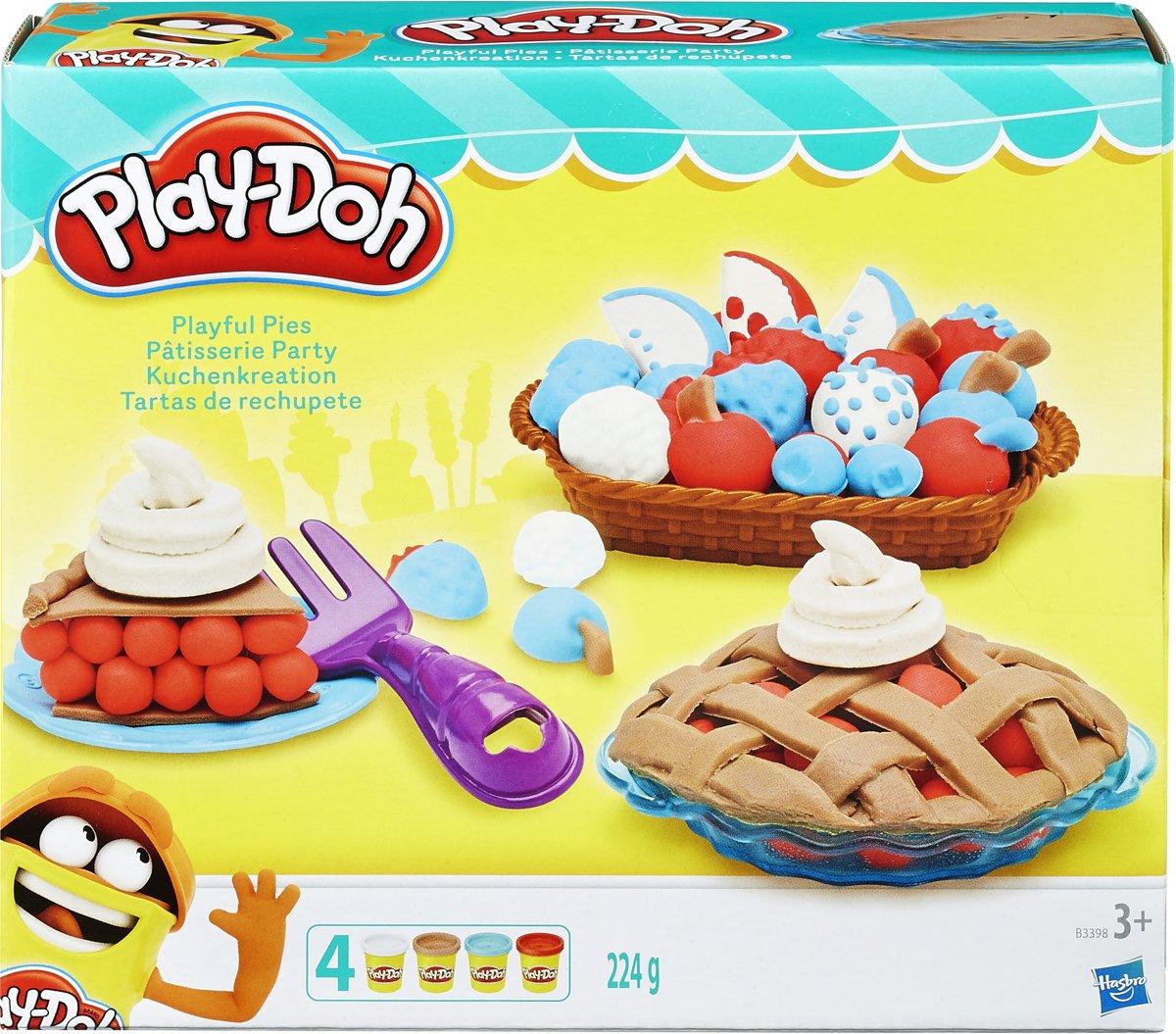 Play-Doh - Cakejes en Taartjes Speelset