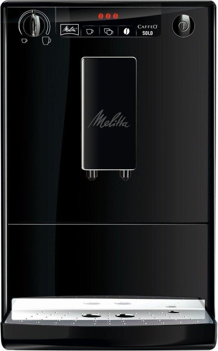Melitta Caffeo Solo - Espressomachine - Zwart kopen