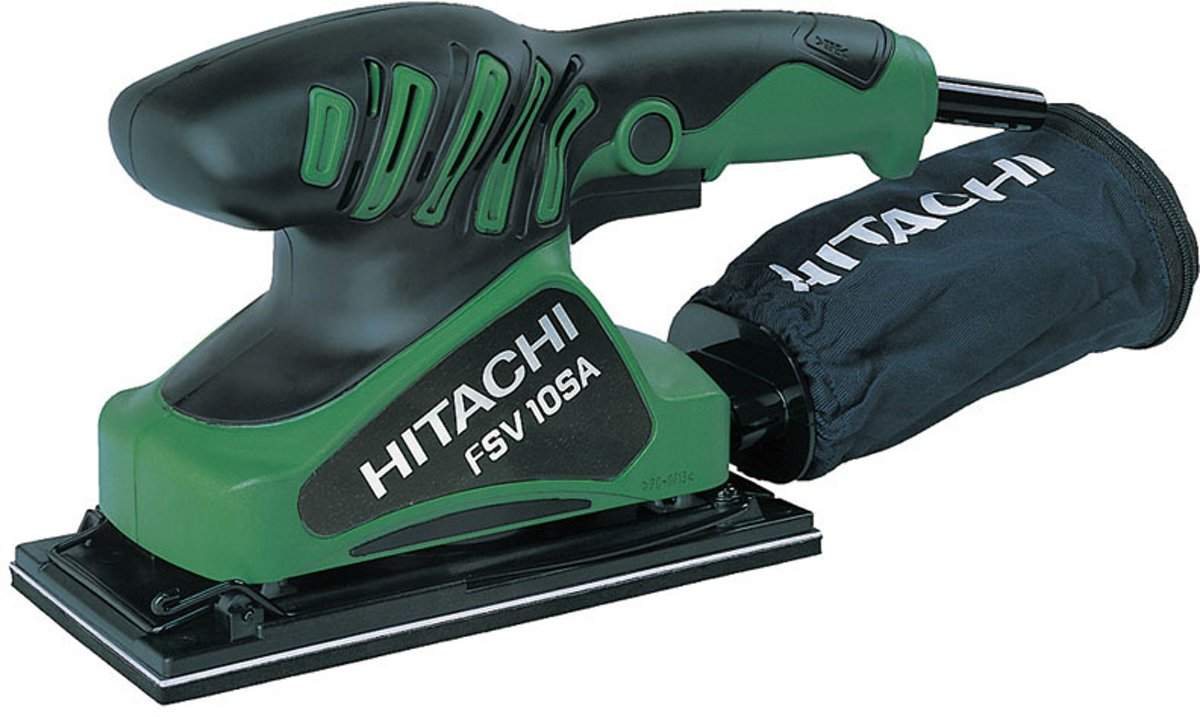 Hitachi vlakschuurmachine - FSV10SA - 93614931 kopen